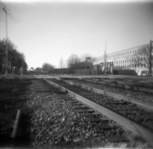 Photo by The Comtesse DeSpair. Camera: Holga 120N, Film: Ilford HP5+