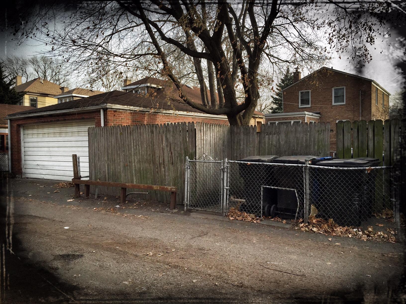 Garage Fran Tobin Chicago