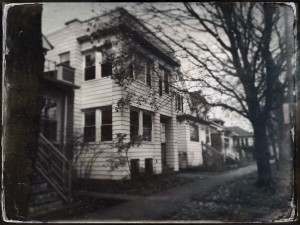 The house where it happened... (Photo by The Comtesse DeSpair)