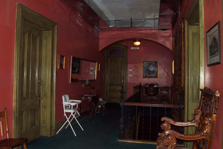Lemp Mansion Interior