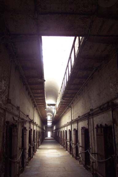 Haunted Cellblock