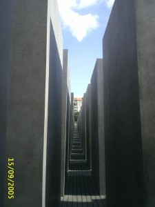 Berlin Holocaust Memorial by K.