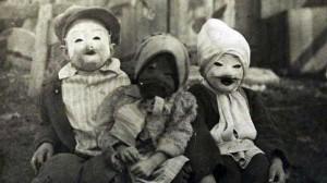 Depression-era Costumes.